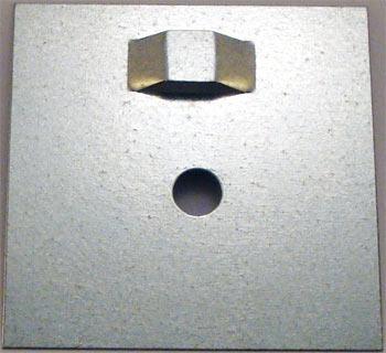 K404 Zawieszka do luster 75x75