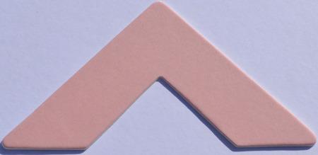 856 Pastel-Pink Passe-Partout (paspartu) karton dekoracyjny Slater Harrison