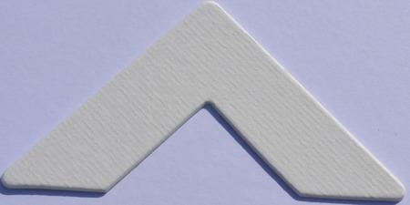 Colourmount 3975 Antique White Passe-Partout (paspartu) karton dekoracyjny Slater Harrison
