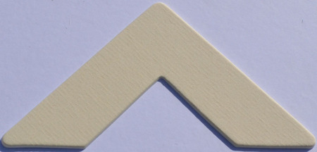 Colourmount 3986 Cream Ingres Passe-Partout (paspartu) karton dekoracyjny Slater Harrison