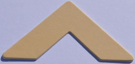 Colourmount 803 Buff - Karton dekoracyjny Passe-Partout