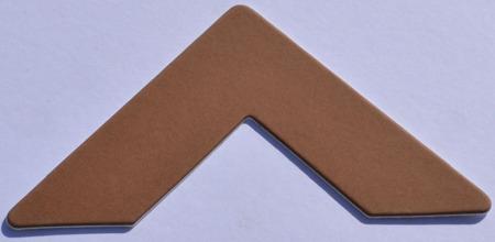 Colourmount 813 Chocolate - Karton dekoracyjny Passe-Partout