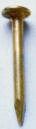 K14 paczka 100 gwożdzi 10 mm do zawieszek