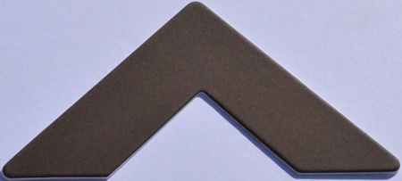Karton dekoracyjny Colourmount 815 Seal Brown