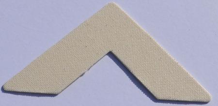 Linen 101 Oatmeal Passe-Partout (paspartu) karton dekoracyjny Slater Harrison