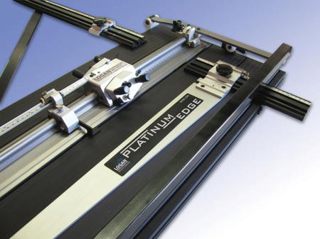 Logan 850 Platinum Edge Professional Matt Cutter