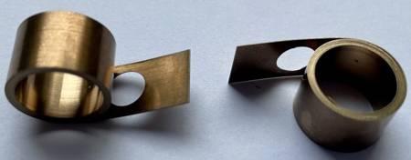 Z772 - Sprężyna popychacz zszywek Cassese 1 cm